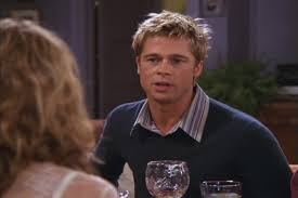 8x09 the one with the rumor friends 8x09 116 bradpittweb