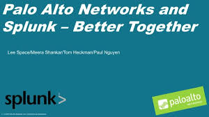 alto networks u2013 how to get most from your splunk app with latest