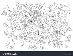 coloring book older children coloring stock vector 384966232