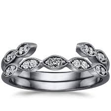 black bridal sets 18k white gold black rhodium cadenza halo bridal set 1 3 ct tw