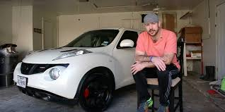nissan juke qatar review this guy is building a 500 horsepower nissan juke with a cvt