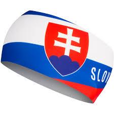 Slovak Flag Headband Eleven Hb Dolomiti Slovakia Eleven Sportswear