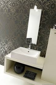 wallpaper designs for bathrooms designer wallpaper for bathrooms with nifty wallpaper designs for