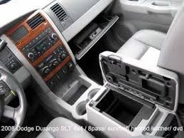 jeep durango 2008 2008 dodge durango slt 4x4 8 passenger dvd roof leather youtube