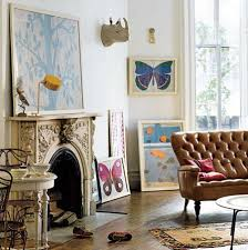 Eclectic House Decor - how to decorate in the eclectic style www freshinterior me