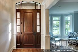 all glass front door beveled glass entry doors