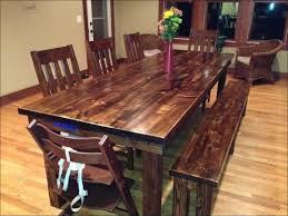 dining room awesome dining room table plans with leaves rustic