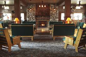 Grand Canyon Lodge Dining Room by Wallowa Lake Lodge