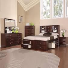 bookcase bedroom set king bookcase storage bed set