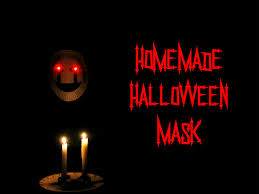 halloween lab how to make a homemade halloween mask the home lab youtube