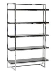 5 Shelves Bookcase Modern Display Bookcases Shelves U0026 Cabinets Apt2b