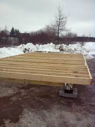 16x24 post and pier cabin 6x6 as beams small cabin forum