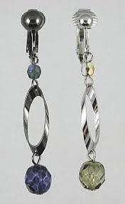 clip on dangle earrings drop dangle archives cliptomania
