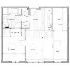 Den Floor Plan Floor Plans