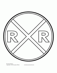 safety signs coloring pages best coloring safety signs coloring
