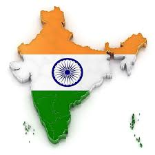 The Flag Of India Names And Geography Of India U0027s 28 States