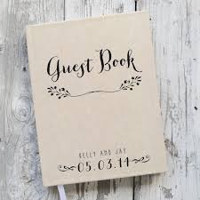 guest books wedding guest book wedding guestbook custom guest book
