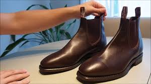 Most Comfortable Chelsea Boots Rm Williams Craftsman Comfort Review First Impressions Youtube