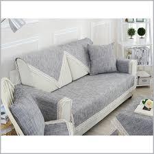 housse de canap gris coton housse de canapé moderne solide canapé couvre moderne gris