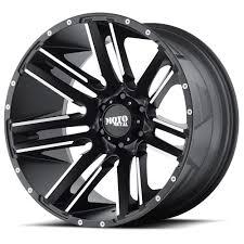 Off Road Tires 20 Inch Rims Moto Metal Offroad Wheels Mo978 Razor Satin Black Machined