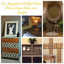 212 Best Diy Decorating Images by 35 Magnificent Diy Rustic Home Decor Ideas On A Budget Godiygo Com