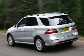 used mercedes m class uk mercedes m class review auto express