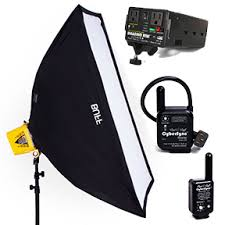 Alien Bees Lighting Rent Alien Bees B1600 Flash Unit W Softbox Trigger Stand Kitsplit