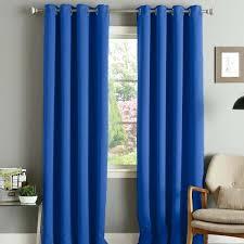 Royal Blue Curtains Blue Curtains Blackout Rabbitgirl Me