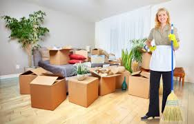 house cleaning expectations are when a seller moves