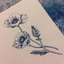 best 25 california poppy tattoo ideas on pinterest forearm