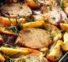 recette de cuisine roti de veau recette rôti de veau aux deux pommes