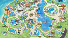 theme park hours and show schedules seaworld orlando