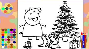 charming idea peppa pig coloring book pig cartoon coloring pages