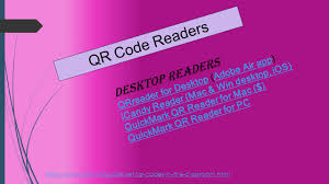using qr codes in the classroom ppt download