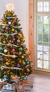 trim a home christmas decorations how to put ribbon on a christmas tree christmas decoration ideas