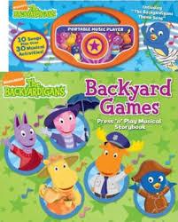 backyard games backyardigans wiki fandom powered wikia