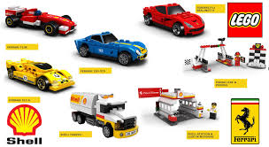 ferrari lego truck new shell lego ferrari f1 2014 grand prix youtube