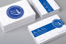 business cards white and blue zeta phi beta business card color me finer