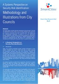 Post Resume On Indeed Smart Cities A Systems Perspective On Security Risk Identification U2026
