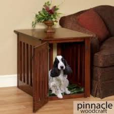 dog kennel side table dog crate end table side table