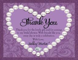 wedding shower thank you gifts wedding shower thank you cards wedding cards wedding ideas and