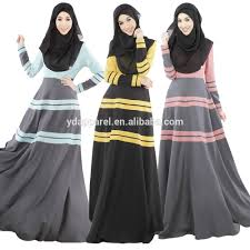 muslim evening dress cheap abaya chiffon kaftan long sleeve loose
