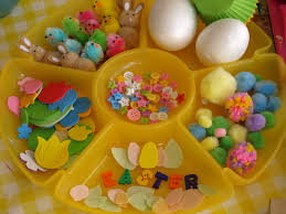 easter crafts for kids here come the girls