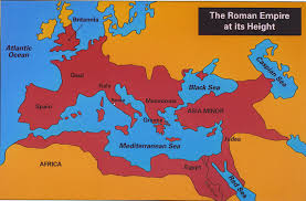 Byzantine Empire Map Did Christianity Bring Down The Roman Empire Metal Gaia