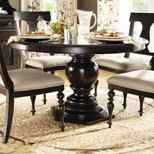 round pedestal table by paula deen by universal wolf and