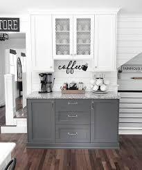 coffee kitchen cabinet ideas 28 best coffee bar ideas to kickstart your days in 2021