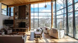 chalet chic living room ideas luxurious and comfortable youtube