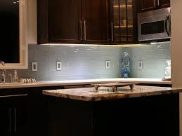 interior kitchen backsplash blue subway tile within good sky