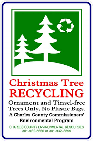 christmas tree recycling www charlescountymd gov