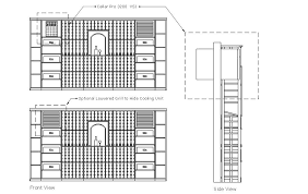 wine cellar floor plans choosing the right wine cellar cooling system types installatons